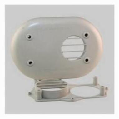 """Diversitech Side Wall Vent Kit for 2"""" Vent Pipe Residential Condensing Furnace"""
