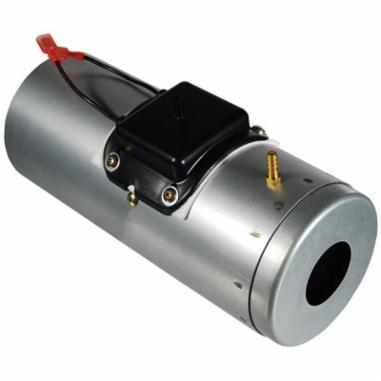 Packard 65475 Shaded Pole Combustion Air Booster, Shaded Pole, For Use With Coleman Motor, 1/150 hp, 0.4 A, 115 VAC, 60 Hz, 3315 rpm