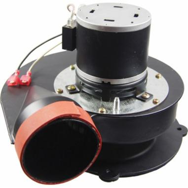 Packard 66781 Replacement Draft Inducer, Permanent Split Capacitor Motor, 115 VAC, 1/50 hp Power Rating, Import, Replaces Rheem