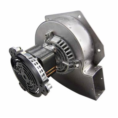 Packard 66787 Shaded Pole Draft Inducer, Open Enclosure, 1/30 hp, 120 VAC, 60 Hz, 1 ph Phase, NEMA C Frame, 3000 rpm Speed, Replaces Trane