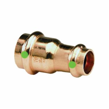 "3/4"" x 1/2"" Copper Press Reducer Coupling"