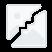 "Slant/Fin Multi/Pak® Baseboard End Cap, 4"", Nu-White, GalvanizedSteel, Left, Snap-On, Hinged"